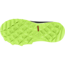 adidas TERREX Boa Mid Rain.RDY Hiking Shoes Kids, glory blue/footwear white/signal green